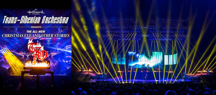 Trans-Siberian Orchestra at Greensboro Coliseum