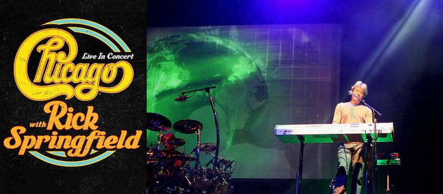 Chicago - The Band at Steven Tanger Center for the Arts