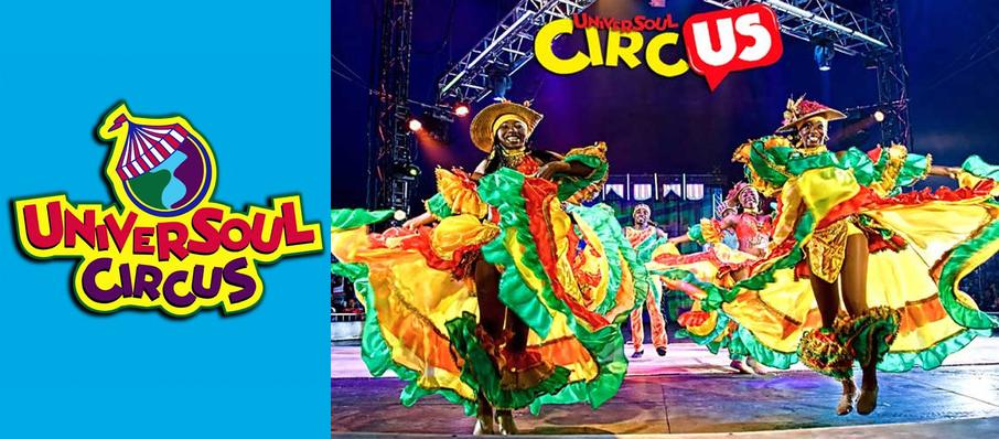 Universoul Circus at Greensboro Coliseum Parking Lot