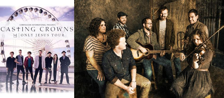 Casting Crowns at Greensboro Coliseum