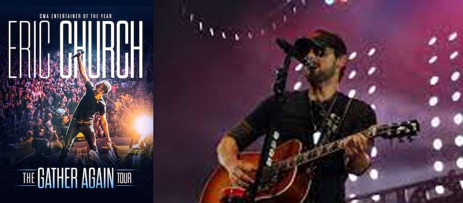 Eric Church at Greensboro Coliseum
