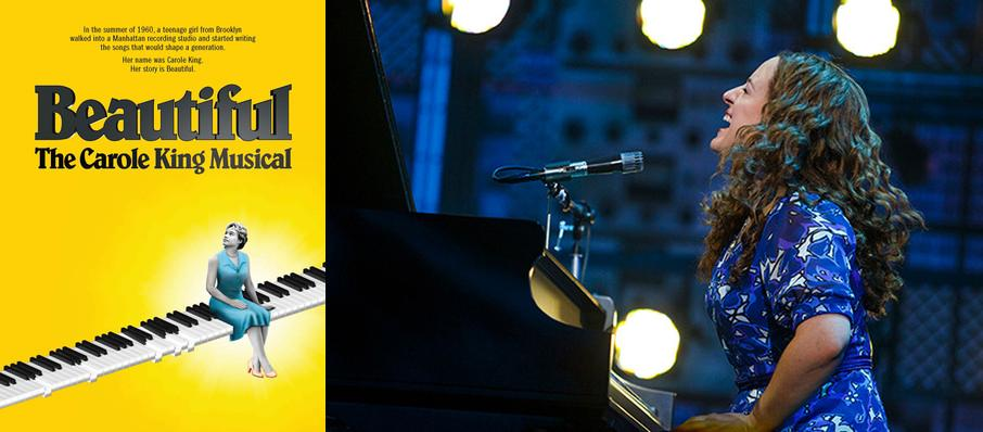 Beautiful: The Carole King Musical at Steven Tanger Center for the Arts