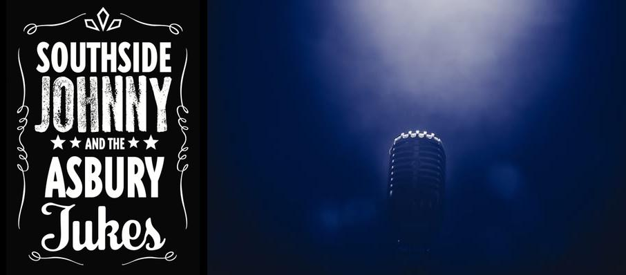 Southside Johnny and The Asbury Jukes at Cone Denim Entertainment Center
