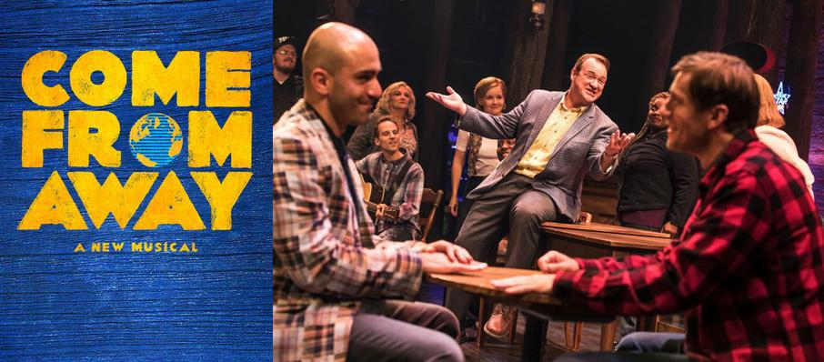 Come From Away at Steven Tanger Center for the Arts