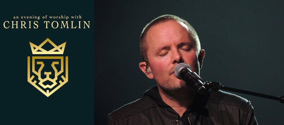 Chris Tomlin at Greensboro Coliseum