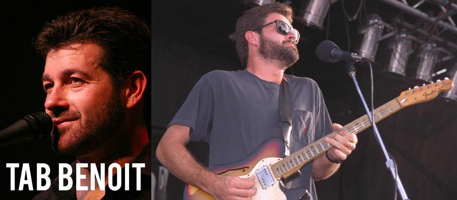Tab Benoit at The Blind Tiger
