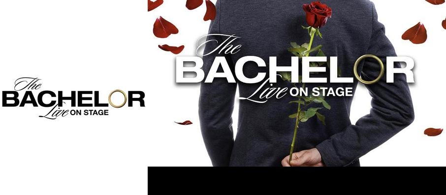 The Bachelor Live On Stage at Steven Tanger Center for the Arts