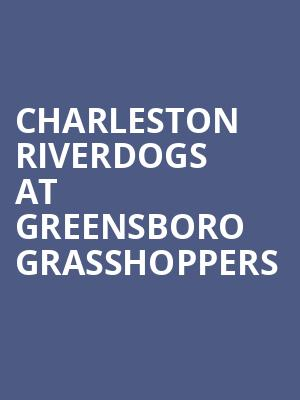 Charleston Riverdogs at Greensboro Grasshoppers at First National Bank Field