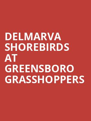 Delmarva Shorebirds at Greensboro Grasshoppers at First National Bank Field