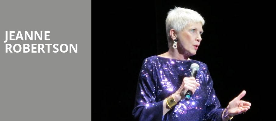 Jeanne Robertson, Carolina Theater, Greensboro