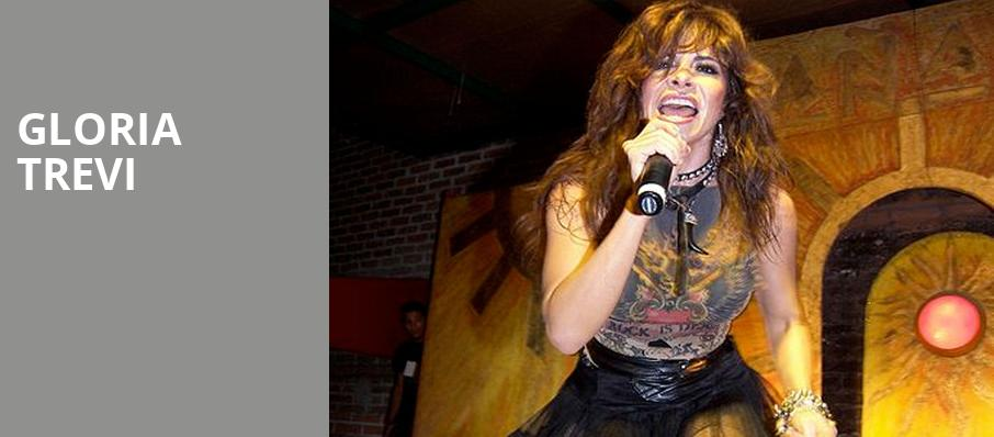 Gloria Trevi, Greensboro Coliseum, Greensboro