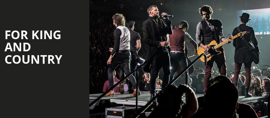 For King And Country, Greensboro Coliseum, Greensboro