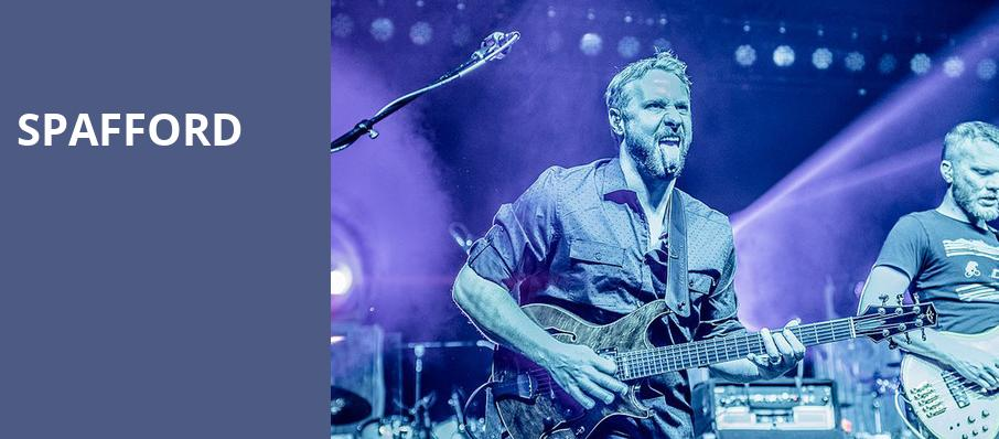 Spafford, The Blind Tiger, Greensboro