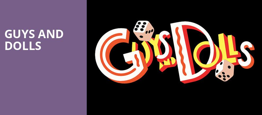Guys and Dolls, The Little Theatre of Winston Salem, Greensboro