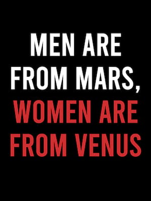 Men Are From Mars Women Are From Venus, White Oak Amphitheatre , Greensboro