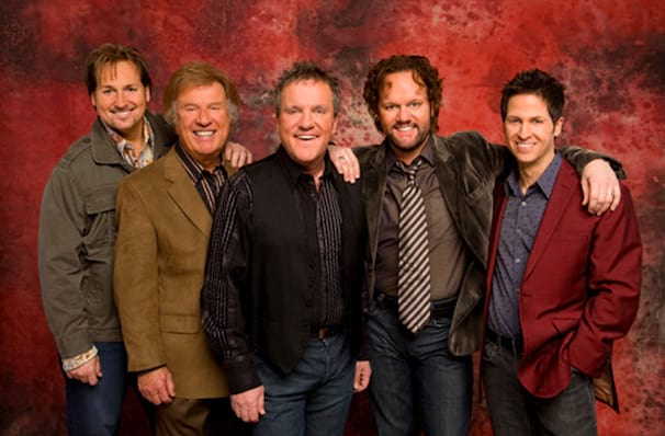 Gaither Vocal Band, Greensboro Coliseum Special Events Center, Greensboro